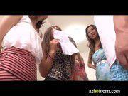 【無料エロ動画】 【アダルト動画】頭の悪そうな黒ぎゃる四人組からチェリーボーイチンポこを逆襲うされてしまって・・・ | 無料エロmovieまとめヌキネタス