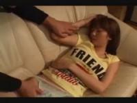 【アダルト動画】 【アダルト動画】《無理やり犯す》寝ているパイデカお姉様はおおめこ弄りOK
