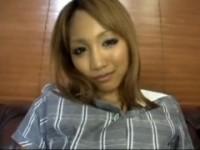 【桜りお】 【アダルト動画】《女性スタッフ今時ギャルmovie》後輩を捕まえてタイツ着衣のスマタプレイで責めるドS女♪桜りお