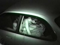 【H動画】 【アダルト動画】深夜の車内でハメまくるおっぱいルを赤外線カメラで覗き見!美BUSトでほっそりな美女を突きまくり!