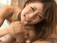【H動画】 【アダルト動画】めんこいねえさんの痴女語責め手淫