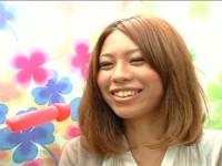 【エロ動画】 【アダルト動画】ドしろーと娘に自家発電 している横でチンポ飴をペロペロてもらう!!!
