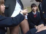 【H動画】 【アダルト動画】逆に女子高生がタイムを停止させる能力を持っていたら?