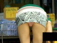 【エロ動画】 【アダルト動画】《 隠し撮りmovie 》街中で完全に不注意してるミニスカ女性を狙いパンモロ隠し撮りしたった☆☆☆☆☆