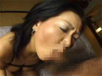 【H動画】 【アダルト動画】パイデカ痴中年女性の涎ぺろぺろで口腔内に精液を放出