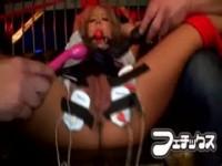 【エッチ動画】 【アダルト動画】《エスエム訓育》黒GAL女子高生を監禁BDエスエムしてオーガズム訓育