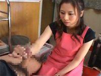 【無料エロ動画】 【アダルト動画】面接に来た女子に「手淫付きビデオBOX」で働いてもらう!!!