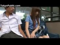 【エッチ動画】 【アダルト動画】《性暴行》バス車内で隣に座ってた学生に悪ふざけしてやった