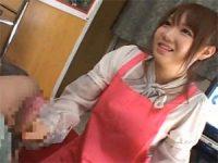 【アダルト動画】 【アダルト動画】「ハンドサービス付きビデオBOX」で働く事になったドしろーと娘