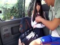 【無料エロ動画】 【アダルト動画】《無理やり犯す》拉致した女子高生を車で山奥まで連れていきフェラ→口内発射でごっくんさせるDQN男