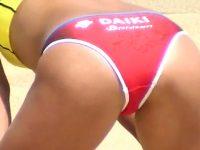 【無料エロ動画】 【アダルト動画】《 隠し撮りmovie 》エロガン見でビーチバレーの試合をお楽しみ下さい!!!※エレクト注意