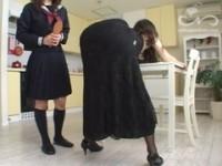 【無料エロ動画】 【アダルト動画】《サドマゾ訓練》母さんを百叩きの刑逆切れお嬢様が母さんをヒップスパンキング→あわび責めでモスラ奴隷にしちゃいます