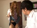 【無料エロ動画】 【アダルト動画】勉強する少年を揶揄うGAL女子