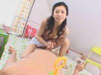 【乃亜】 【アダルト動画】乃亜 痴女女ねえさんが手淫でシゴきまくる赤ちゃんプレイ