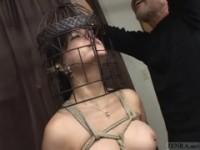 【可憐】 【アダルト動画】《奴隷教育》可憐派おっとり娘の鼻フック教育