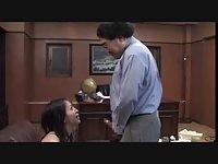 【エロ動画】 【アダルト動画】《サドマゾ教育》言いなり性奴隷のきゃわたん秘書を痙攣絶叫イキさせるキチガイ社長