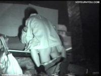 【H動画】 【アダルト動画】深夜の誰も居ない公園でイチャつく乳ルを赤外線覗き見★女フレンドにオーラルセックスさせ、まさかの青姦SEX開始!!