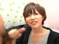 【H動画】 【アダルト動画】巨ちんに悩むボーイのちんこを手淫おしゃぶりするシロウトOLあいちゃん