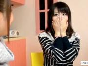 【H動画】 【アダルト動画】乃●坂46にいそうな美幼女が度胸試しにフレンドの目の前でSEXに挑戦★
