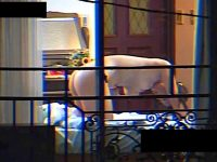 【エロ動画】 【アダルト動画】《 盗み見ムービー 》向かい自宅でボイン娘の欲求不満が爆発する絶頂自家発電 望遠カメラ盗み見!!!!!!