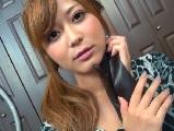 【H動画】 【アダルト動画】革手袋をした姉さんの自家発電 &足コキ