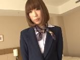【聖】 【アダルト動画】松岡聖羅 キャビンアテンダントのねえさんと着衣ハメドリ
