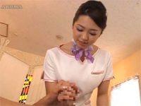 【エロ動画】 【アダルト動画】「触って下さい」そう言われ手淫イクに導くSPAティシャン