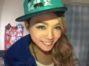 【エロ動画】 【アダルト動画】頭の中はち●ぽだらけ☆Hが日常茶飯事なヤリマン女ぎゃると私的 SEXなかだし ☆