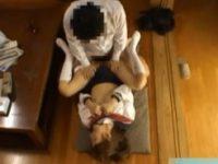 【H動画】 【アダルト動画】【女子校生ロリ動画】じつはマ○コの感度が良すぎる女子校生。チ○ポを入れた瞬間から感じまくり!!!