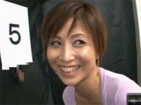 【桐岡さつき】 【アダルト動画】桐岡さつき 花嫁さんなら主人のチ○ポ当ててみろ!!!