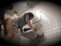 【アダルト動画】 【アダルト動画】【無修正隠撮動画】電車痴漢され断れない美人女性正社員が駅構&#208相互フェラ;のトイレでセックスした女を隠し持ったカメラで撮影…
