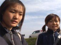 【無料エロ動画】 【アダルト動画】テニス帰りの大学生2人組に声を掛けてチンコ見せ!