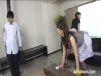 【H動画】 【アダルト動画】《フェチ》澤村レイコと羽賀そら美の美オバサン2人の日常生活での胸チラやムチムチのおヒップがえろい