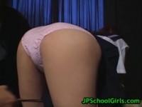 【エロ動画】 【アダルト動画】《サドマゾ訓練》女子高生訓練wピンク道具でアソコがグッチョリンになるまで責め立てられまくる通学服幼女w