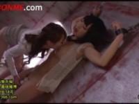 【希咲あや】 【アダルト動画】《エスエム訓練》広瀬うみが体全体BDエスエムされて希咲あやからおもちゃ責めや体全体prprまわしのビアン訓練されてる