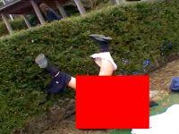 【H動画】 【アダルト動画】《 査察注意 》通学路の死角で犯すされたJKの衝撃の現場をご覧下さい★