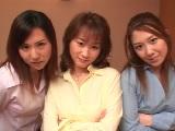 【エッチ動画】 【アダルト動画】三人のエろいカテキョと4P