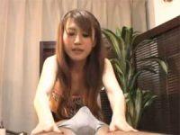 【無料エロ動画】 【アダルト動画】ボッキテントの抑止汁に理性を失う女性サロン師