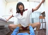 【H動画】 【アダルト動画】ブルマに穴を開けられ嵌められちゃう高感度な愛液女子