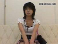 【H動画】 【アダルト動画】ムッツリむっつりスケベな24歳シロウト娘友里亜ちゃんの自家発電 鑑賞