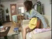 【アダルト動画】 【アダルト動画】隣の花嫁の家を覗いてみたらお股を広げて堂々とG行為をしていた★むっつりスケベな奥様の痴態