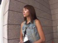 【桜りお】 【アダルト動画】《黒今時ギャルmovie》アンケートに協力して下さい!!!でブティックホテルへついてきた若者の街にいたGAL桜りお!!!!!!!!!