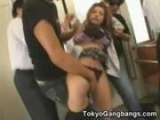 【無料エロ動画】 【アダルト動画】鉄道 Pervs とのトラブルで女子学生!