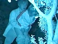 【アダルト動画】 【アダルト動画】《 隠し撮りmovie 》深夜の公園ド真ん中で屋外SEXする噴射バおっぱいルを赤外線隠し撮りしたった!!!!!!!!!!!!!!!