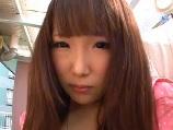 【H動画】 【アダルト動画】ビルの屋上で自慰するエロカワツルマン娘