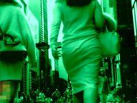 【エロ動画】 【アダルト動画】《 隠し撮りmovie 》街歩くタイトスカートなお金銭持ち美オバサンを赤外線カメラで下着透視隠し撮りしたった!!!!!