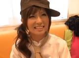 【エロ動画】 【アダルト動画】美波 パティシエの御姉さんとSEX