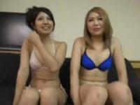 【エッチ動画】 【アダルト動画】江ノ島で見つけた尻軽女そうなビキニ今時ギャルをキャッチしホテルでポルノビデオ取材