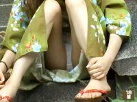 【アダルト動画】 【アダルト動画】【素人パンチラ隠撮動画】花火大会前に浴衣で友達待つ素人ギャルのシミ付きパンツを隠し撮りww