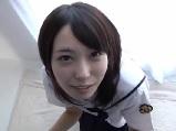【有村千佳】 【アダルト動画】有村千佳 制服姿のカワイイ小娘とSEX